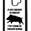 Une coque de téléphone personnalisée Chasse !